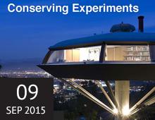 Föreläsning: Conserving Experiments
