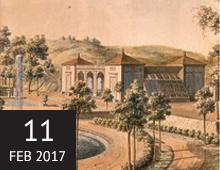 Restaurering Gunnebo slott och orangeri