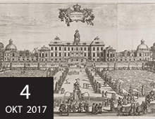 Välkommen till Drottningholms slottspark den 4/10 kl. 17!
