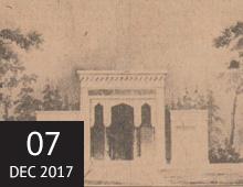 Visning av Norra Judiska begravningskapellet