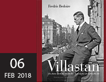 Villastan – Föreläsning av Fredric Bedoire