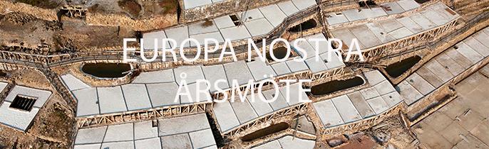 Välkomna till Europa Nostra-Sverige årsmöte 2018