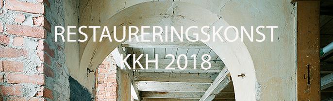 Restaureringskonst KKH 2018
