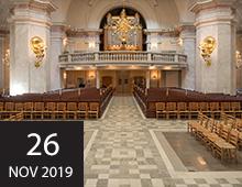 Gustav Vasa kyrka – visning de luxe 26/11