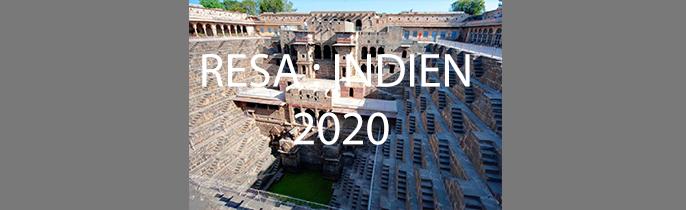 Erbjudande till Sällskapet: Indien – det förflutna moderna. Resa feb-mar 2020