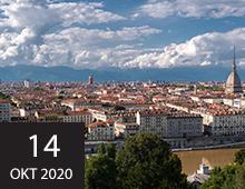 Res med Sällskapet till Turin 14-18 oktober!