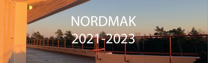 Kurs: NORDMAK 2021-2023