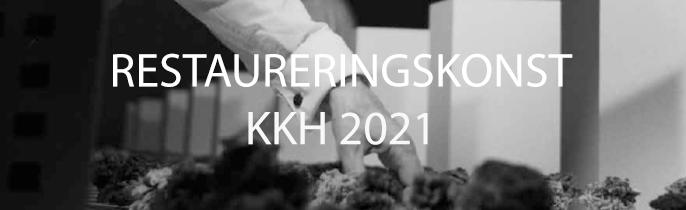Restaureringskonst hösten 2021